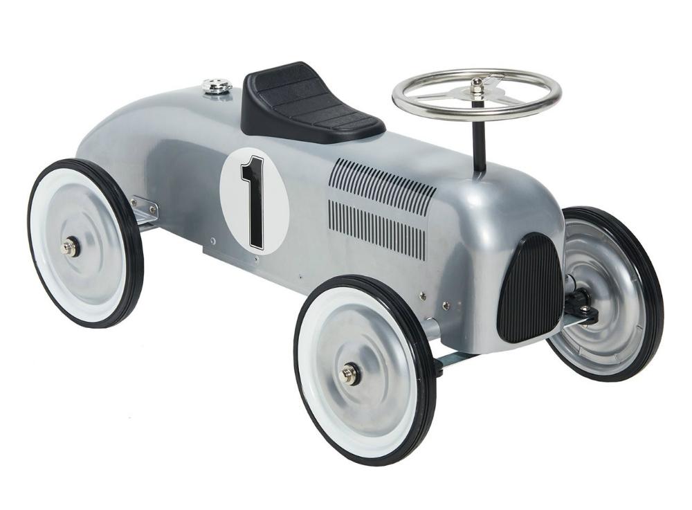 Sparkbil Mini Speeders Lil Racer Silver