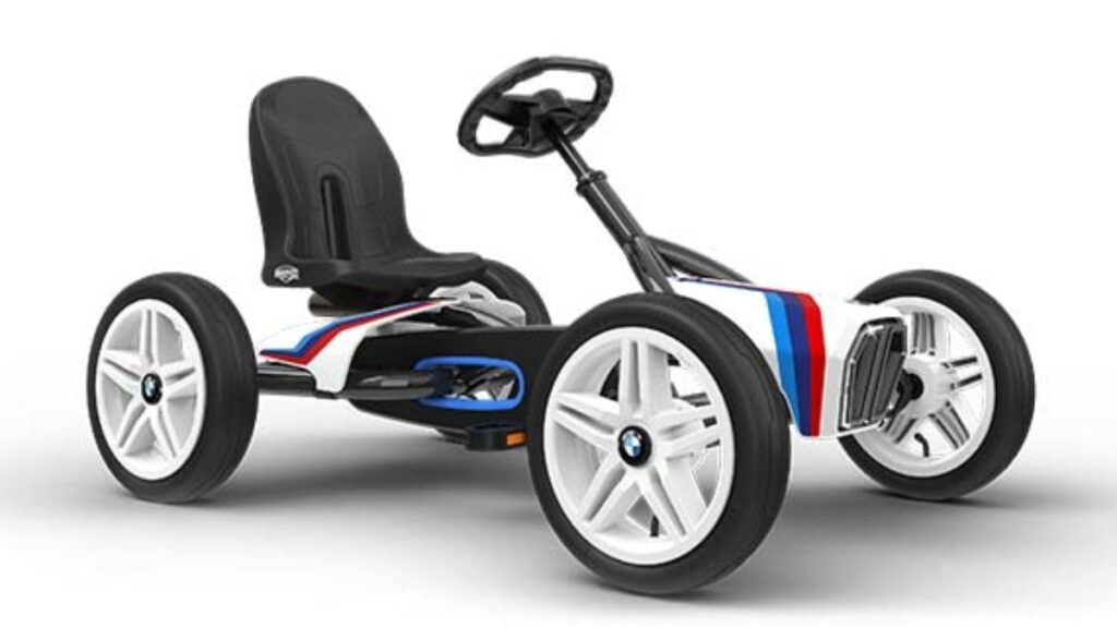 Trampbil BMW Street Racer