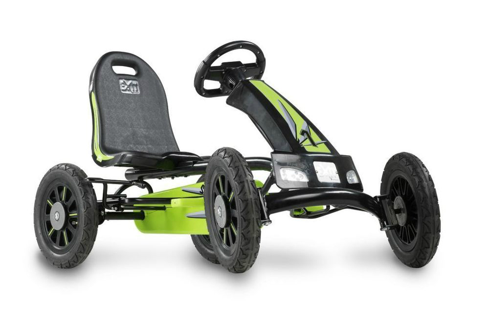 Trampbil EXIT Spider Go-kart