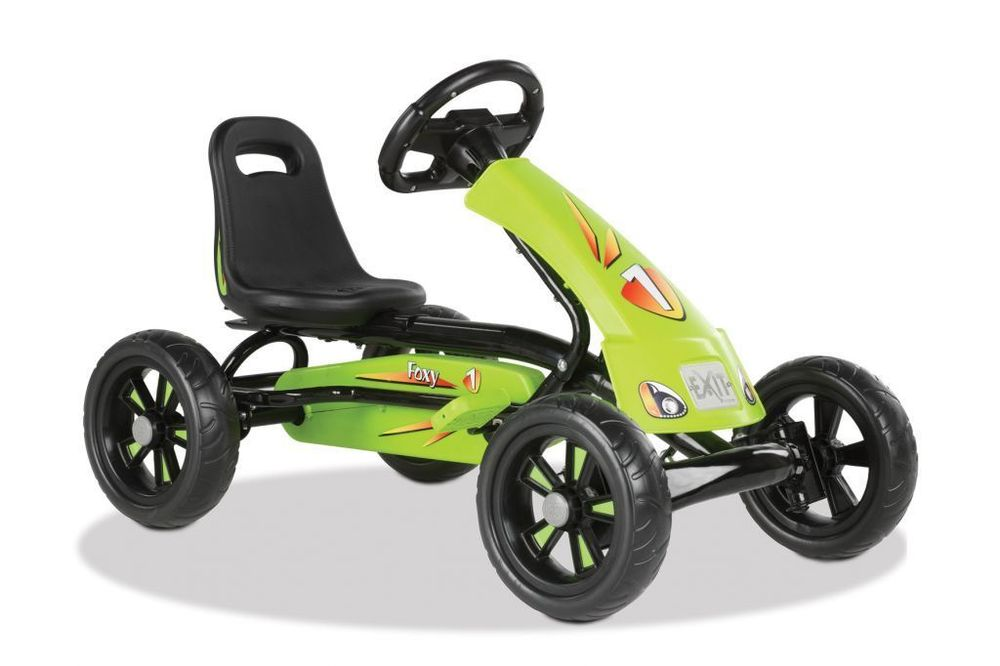 Trampbil EXIT Foxy Go-Kart