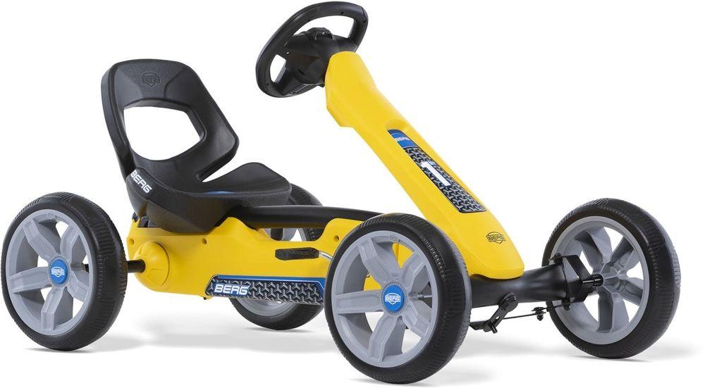 Trampbil Gokart BERG Reppy Rider