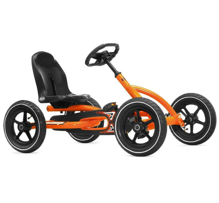 Trampbil BERG Buddy Gokart Orange