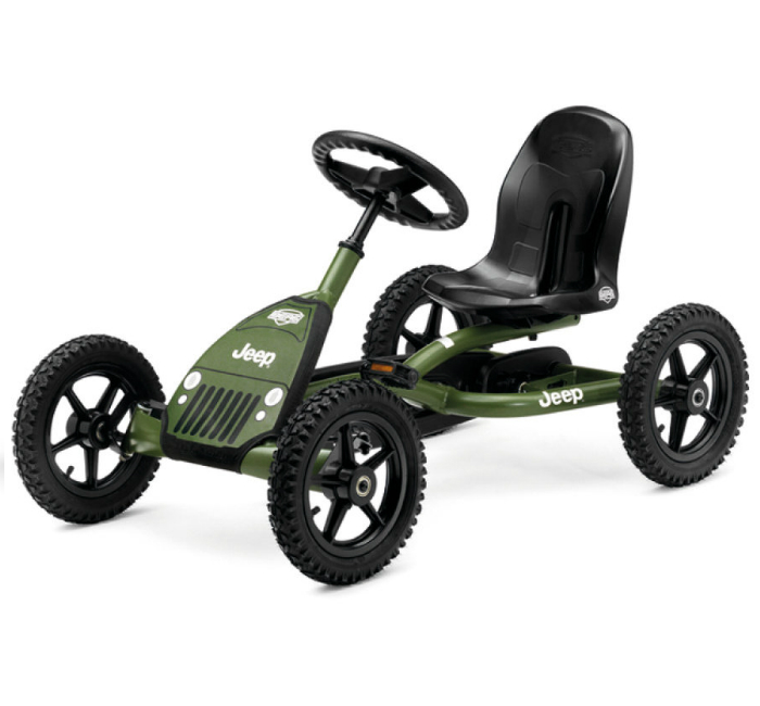 Trampbil BERG Jeep Gokart Junior
