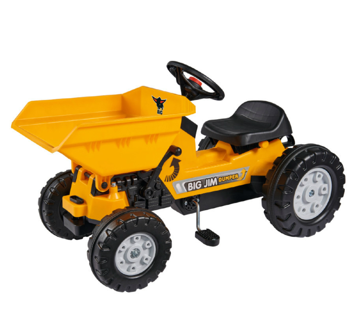 Trampbil BIG Jim Dumper Entreprenad