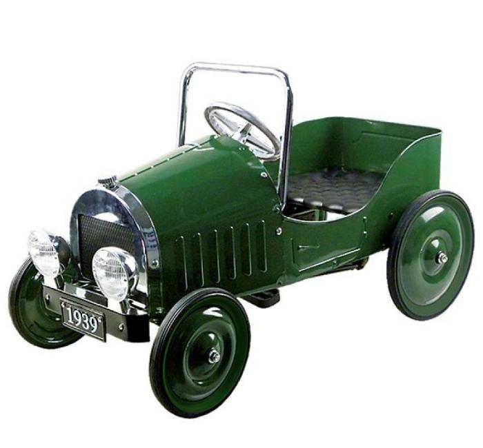 Trampbil Classic Car Grön